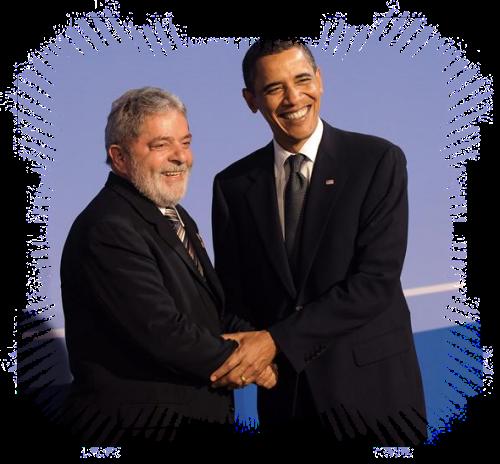 Lula y Obama, dos caras de la lucha contra el tabaquismo