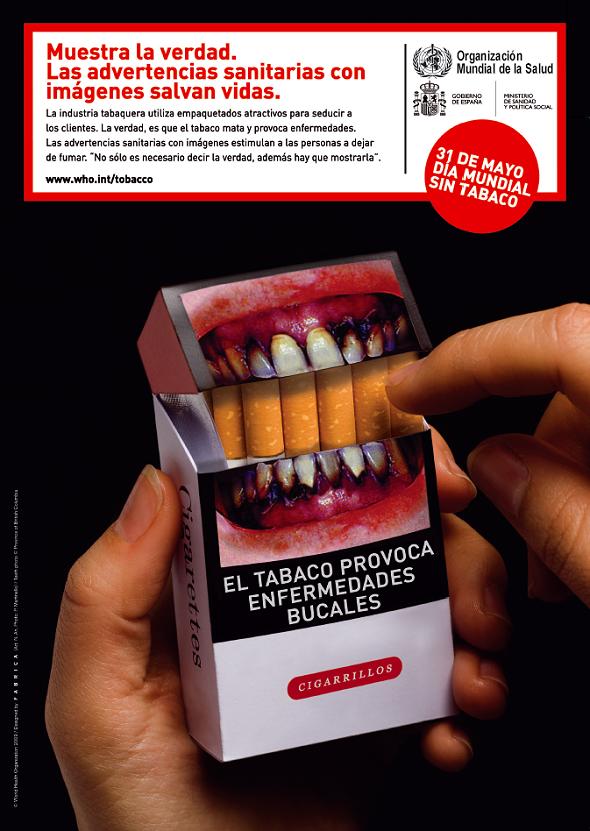 31 de mayo, Día Mundial sin Tabaco (Posters)