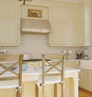 Whitehaven: The Kitchen Backsplash