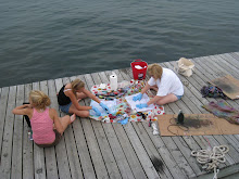 The Girls & I, Sitting on the Dock 'o the Bay