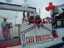 Carroza de CASA DOMINICANA