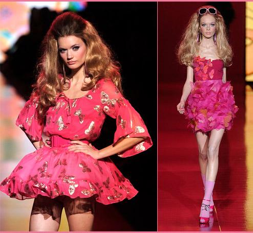 Sweet Life Barbie Fashion Show