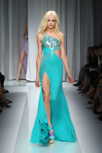 Fashion Classics Clothing Brand on Fashion Summer 2010 Versace
