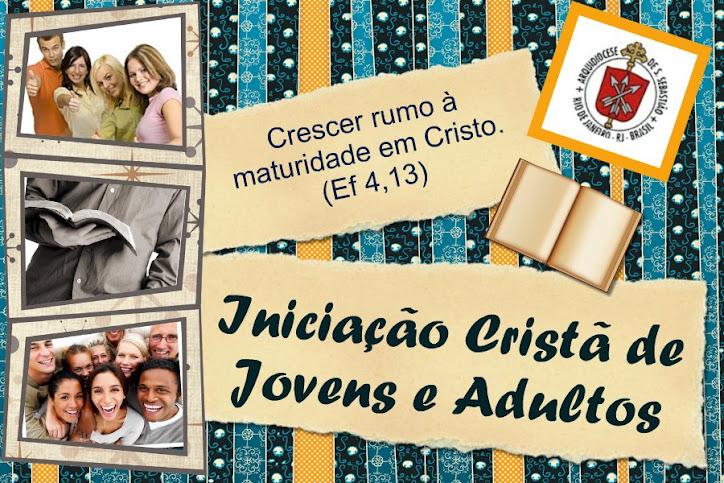Iniciação Cristã de Jovens e Adultos