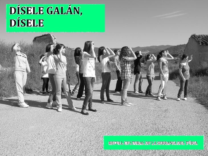 DÍSELE GALÁN, DÍSELE