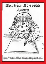 The Superior Scribbler Award