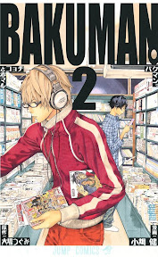 Manga Covers BAKUMAN