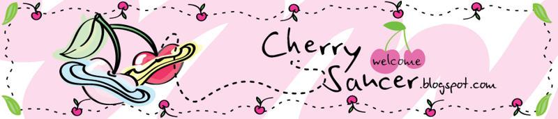 Cherry Saucer