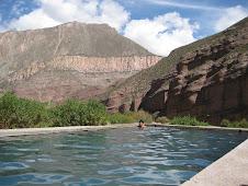 Baños termales Exchaje-Lucco, Moquegua