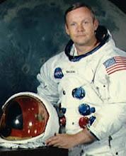 Llevarán al cine vida de Neil Armstrong, primer hombre que pisó la Luna