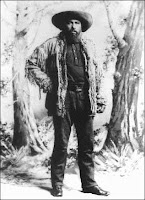 Gabriel Dumont, 1886. Photograph courtesy of the Buffalo Bill Historical Centre, Cody, Wyoming