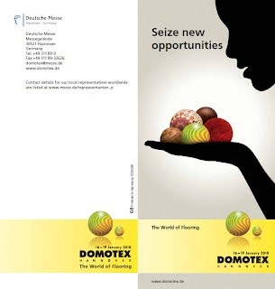 DOMOTEX 2010 Visitor Brochure
