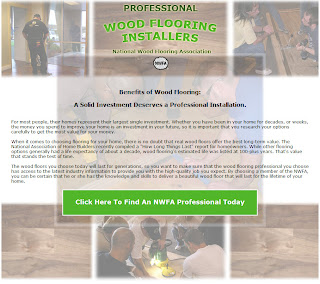 NWFA Wood Flooring Installers Site