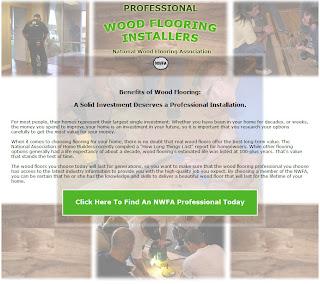 NWFA Wood Flooring Installers Site