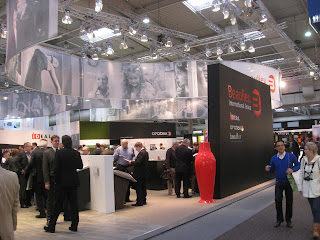 Beaulieu's impressive stand at Domotex 2011