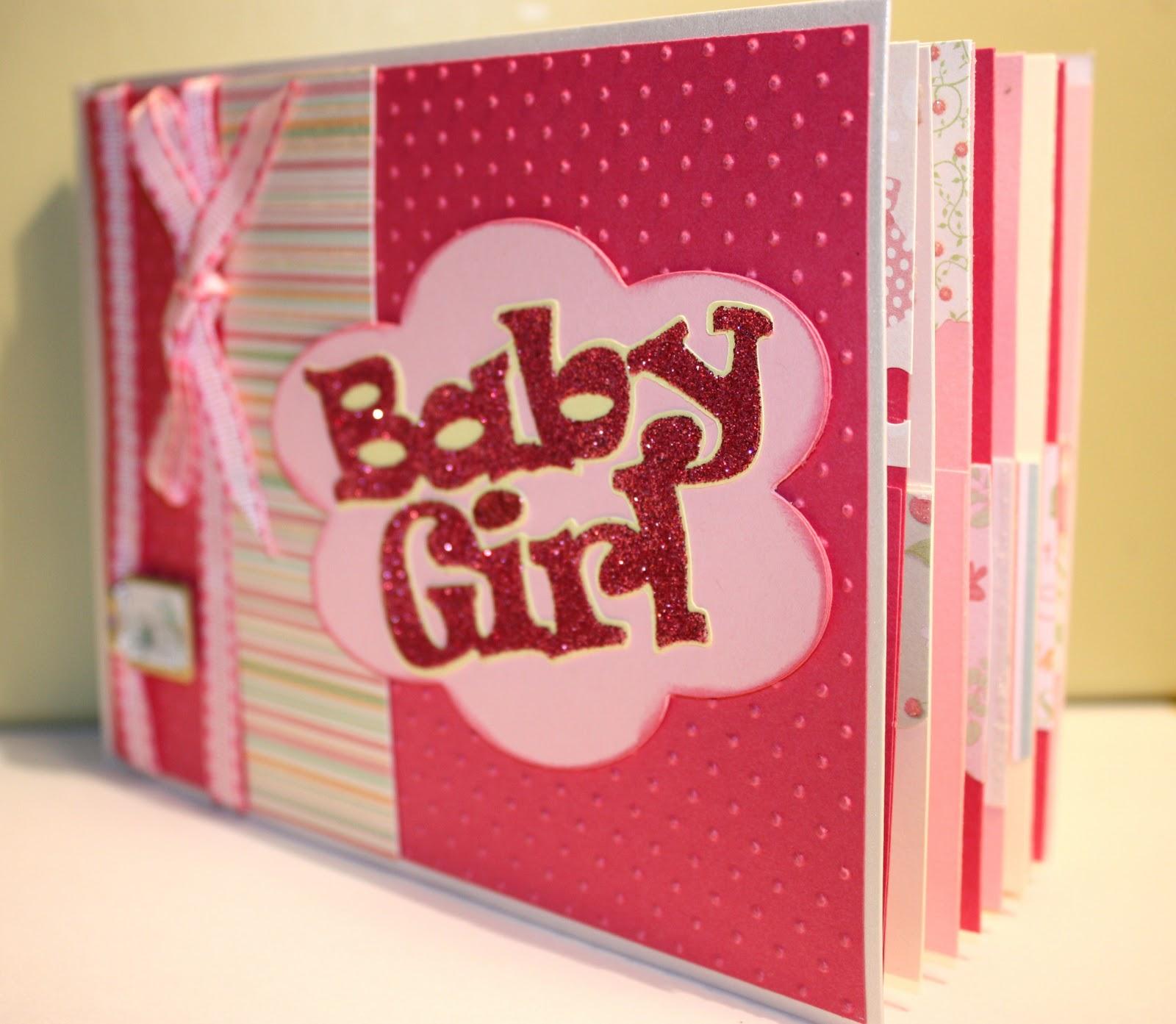 Baby Gift Ideas Using Cricut : A techy teacher with cricut mini baby scrapbook using