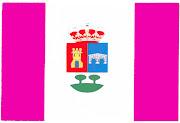 El árbol de la nuez moscada plantó su semilla en la bandera de Granada. bandera de granada