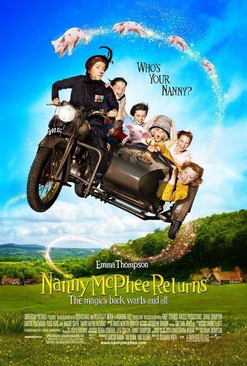 La nana mágica 2 ( Nanny McPhee Returns) (2010) [DVD-Rip]