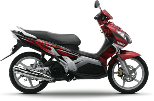 Yamaha Nouvo  Specification