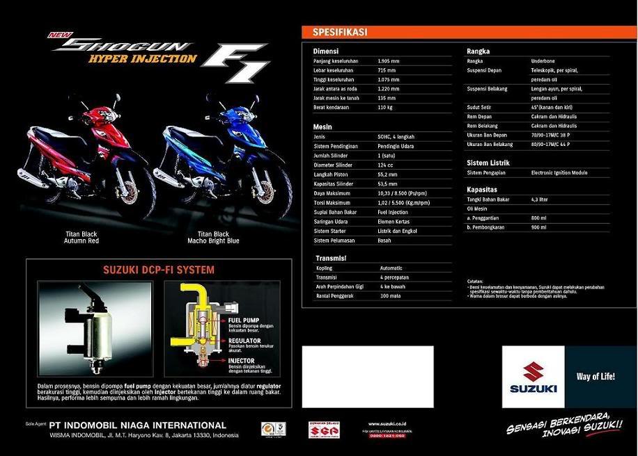 Download image Suzuki Shogun Fi Hyper Injection PC, Android, iPhone ...