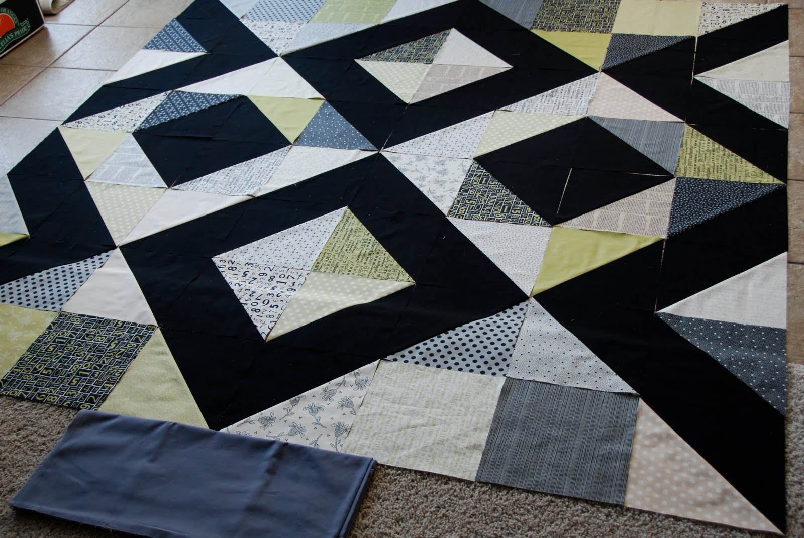 Quilt Patterns For A Man : Pin. Sew. Press.: And so I tried to design a
