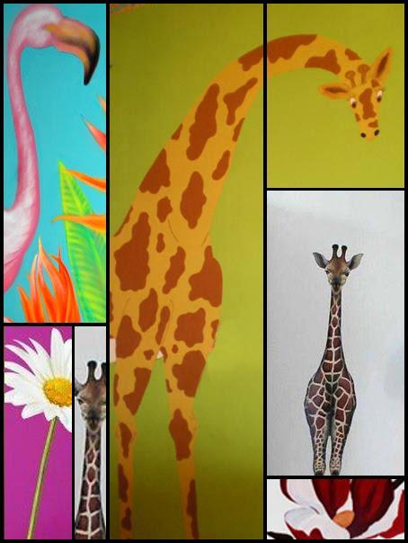 dIVERSIDAD DE PERSONAJES ANIMALES, FLORES, PAISAJES... TAMBIÉN REPRODUCIMOS SU IMÁGEN O FOTO