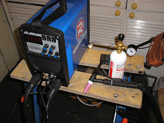 TIG Welder and Torch