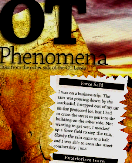 Scientology OT Phenomena Tales