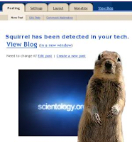 RTC Squirrels the Definition of the Second Dynamic