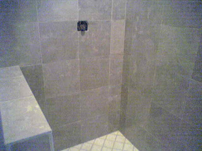 Brasil Tile And Marble Marble Travertino X Shower Wall - 12x12 tile shower walls