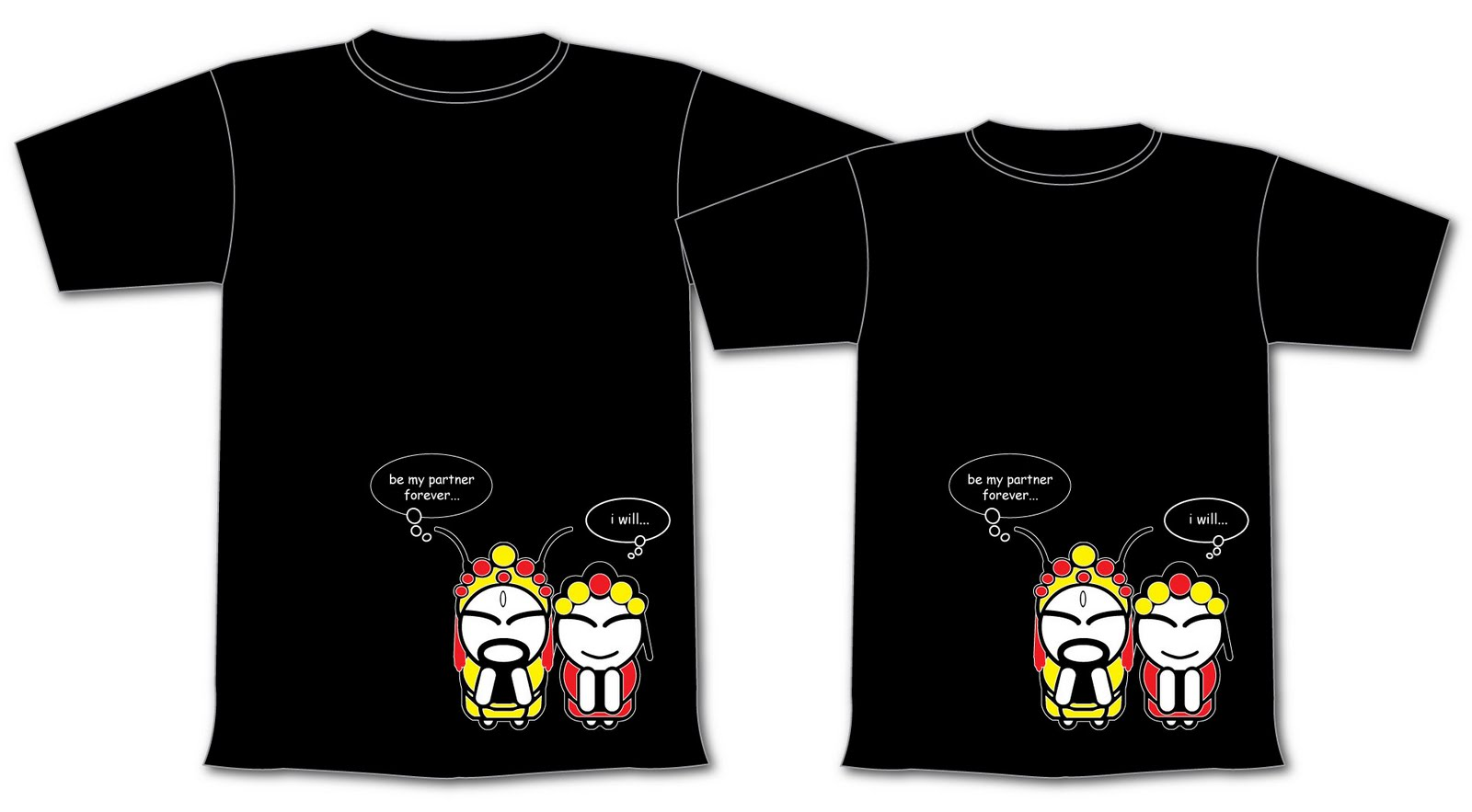 T Shirt Couple Design Joy Studio Design Gallery Best