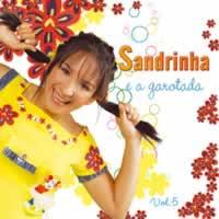 Sandrinha e a Garotada - Vol. 5