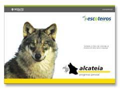 Caderneta Alcateia