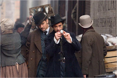 lock Holmes The Movie