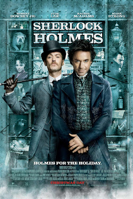 SHERLOCK HOLMES (2009) *** movie review by COOP