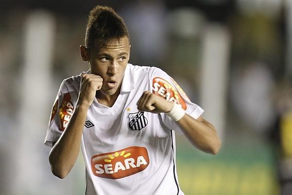Neymar gol do ano