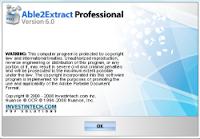 Convert PDF ke Microsoft Word Offline (Able2ExtractPro)