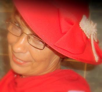 bo ja mam słońce w kapeluszu...