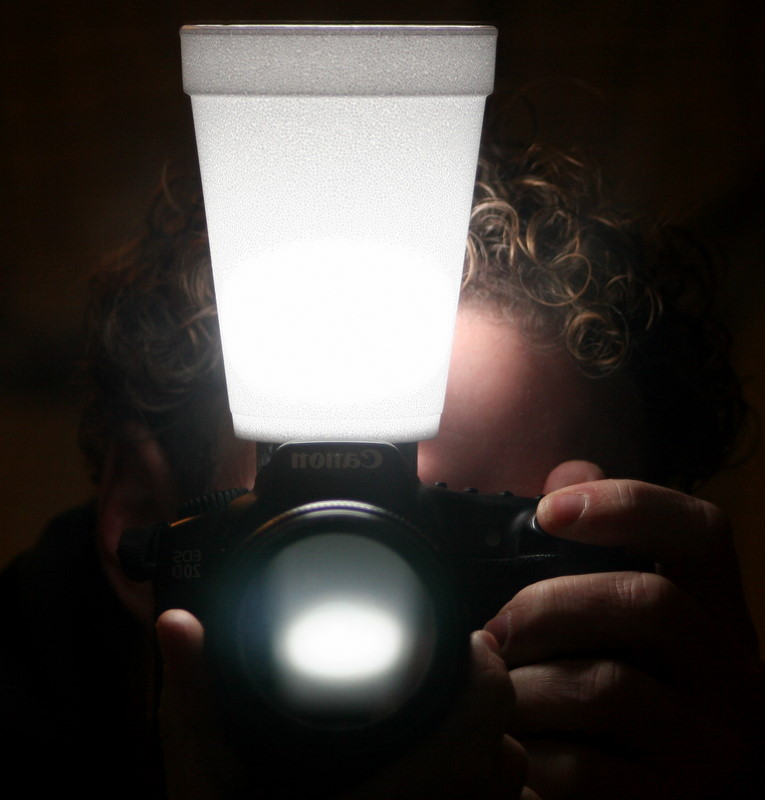 homemade flash diffuser - EzineMark - Free Content Article Directory