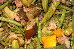 Pinakbet, a favorite Filipino dish