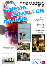 Primeira Semana do Cinema Israel en Galicia