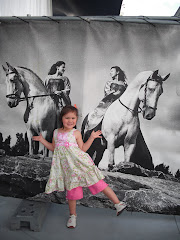 Hamming it up at Cavalia