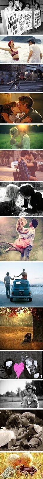 Todo lo que necesitas es amor.