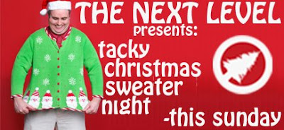 The Ugly Sweater December 2008
