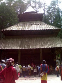 hidimba temple,manali