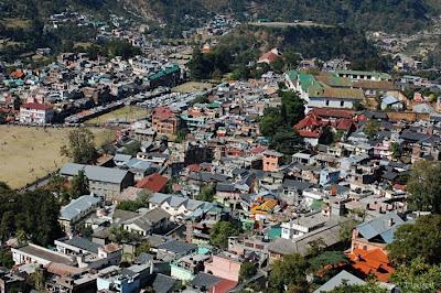 chamba town photo