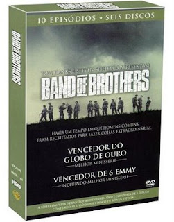Download   Band Of Brothers   1 temporada Completa    DvdRip   Dual Audio