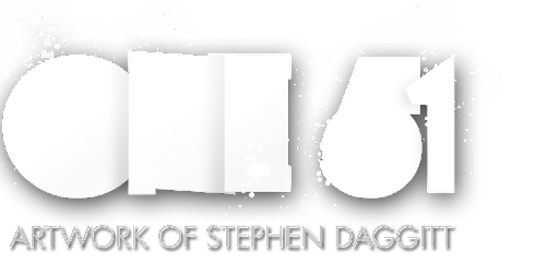 The 151 - Stephen Daggitt's art blog