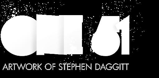The 151 - Stephen Daggitt's art blog