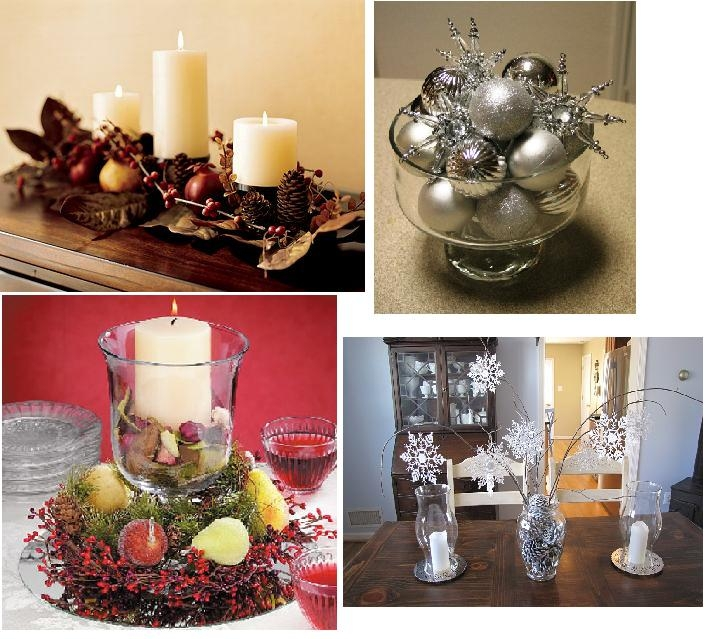 Looking for a beautiful centerpieces for a winter Christmas wedding